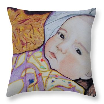 Kinley Throw Pillow