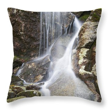 Kinsman Notch - Woodstock New Hampshire Usa  Throw Pillow by Erin Paul Donovan