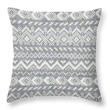 Sweater Throw Pillows