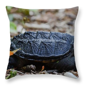 Knobby Throw Pillow