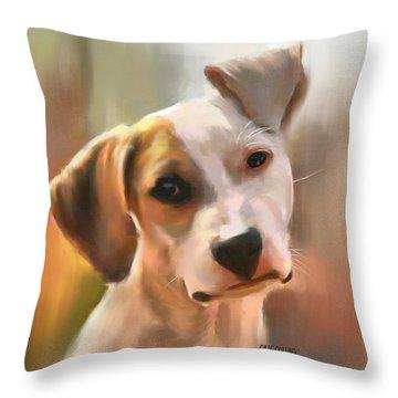 Koa Throw Pillow