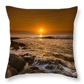 Koolina - West Oahu Throw Pillow