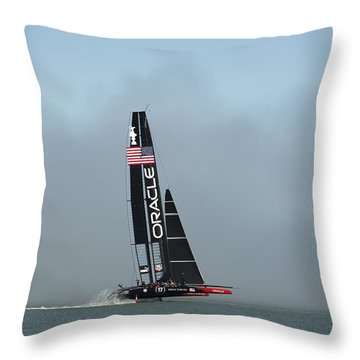 L I F T O F F -- U S A    Wins Throw Pillow