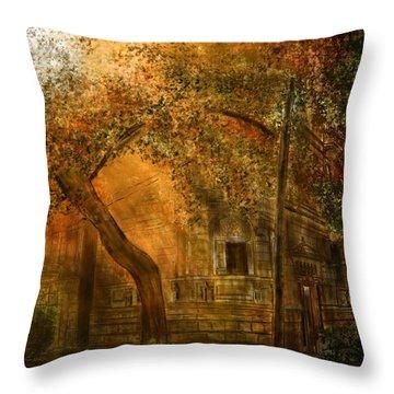 Ingo Art Throw Pillows