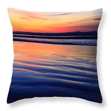 La Jolla Shores Throw Pillow