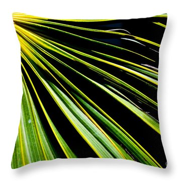 La Palma Throw Pillow