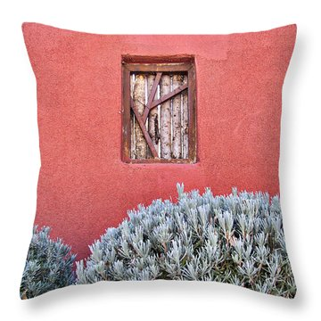 La Pared - 2 Throw Pillow
