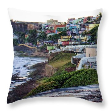 La Perla Throw Pillow