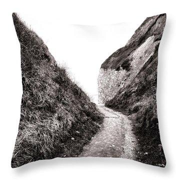 La Valleuse Throw Pillow
