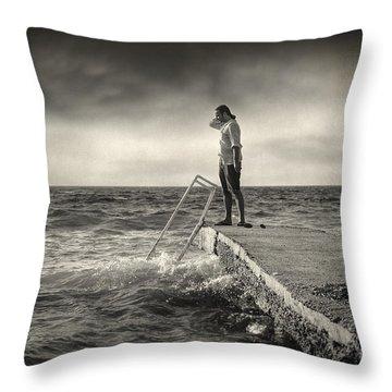 Lack 17.51 Throw Pillow by Taylan Apukovska