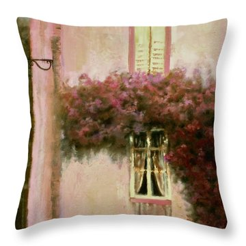 Lady Camille Throw Pillow