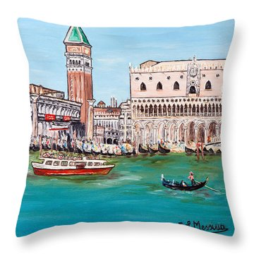 Laguna Throw Pillow