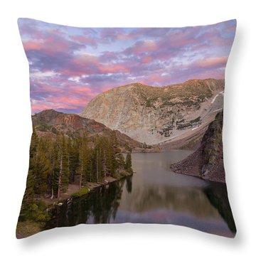Lake Ellery  Throw Pillow