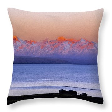 Andes Mountain Home Decor