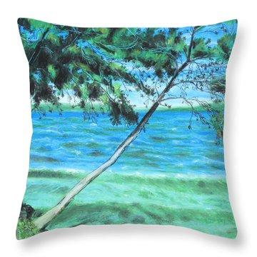 Lakeland 3 Throw Pillow