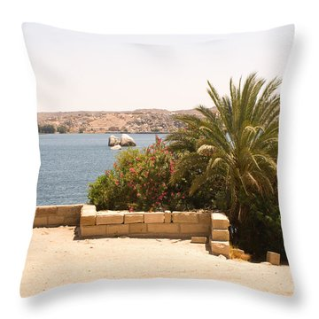 Lakeview 2 Throw Pillow