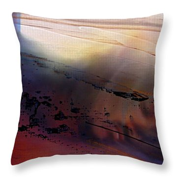 Lamb Of God Throw Pillow by Kume Bryant