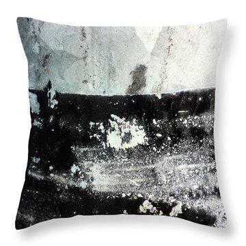 Lamppost 7 Throw Pillow