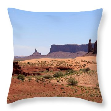 Landscape Architecture Throw Pillow