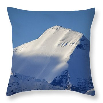 Throw Pillow featuring the photograph Last Light Of The Day by Jack Bell