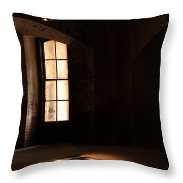 Last Song Throw Pillow