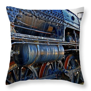 Latent Power Throw Pillow by Skip Willits