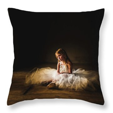 Attic Throw Pillows