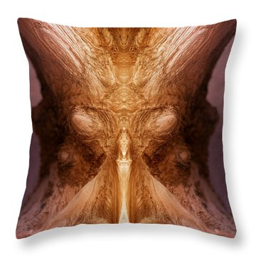 Throw Pillow featuring the photograph Laughing Drifters by WB Johnston