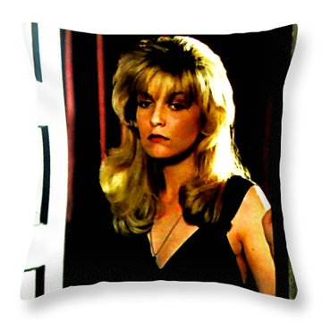 Laura's Dream Throw Pillow