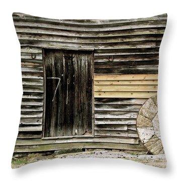 Laurel Mill - Front  Throw Pillow
