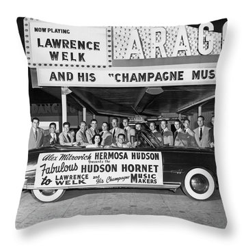 Lawrence Welk And His Champagne Music Bubbles In The Wine