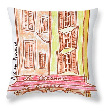 Alfresco Throw Pillows