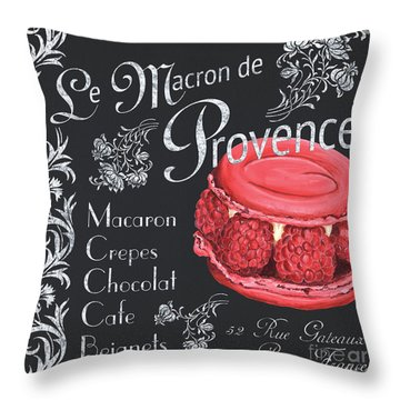 Sweets Throw Pillows