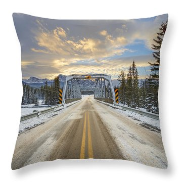 Lead Me To The Light Throw Pillow