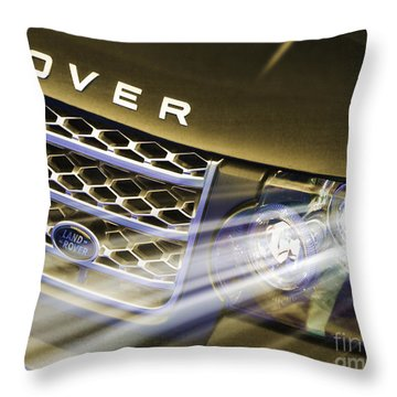 Leading Light Throw Pillow