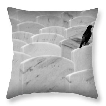 Throw Pillow featuring the photograph Leavenworth by Lynn Sprowl