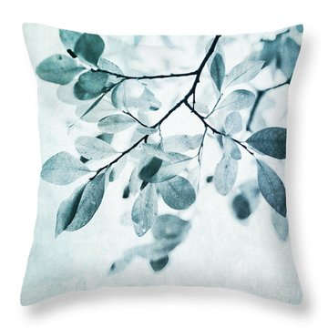 Botany Throw Pillows