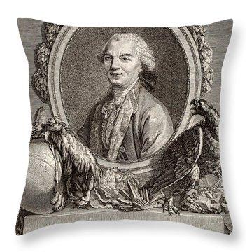 Comte Throw Pillows