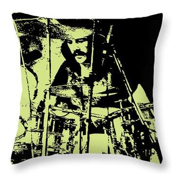 Led Zeppelin No.05 Throw Pillow