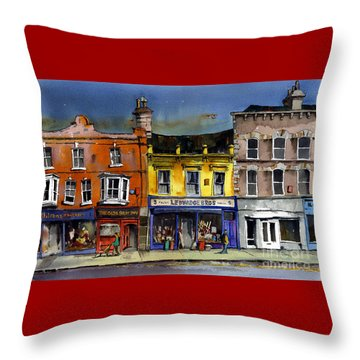 Ledwidges One Stop Shop Bray Throw Pillow