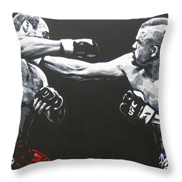 Legends Throw Pillow