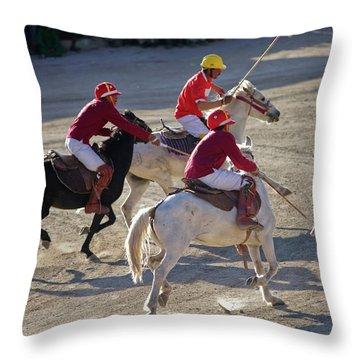 Ethnic Minority Throw Pillows