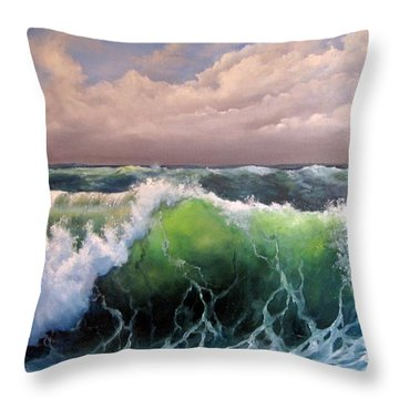 Lembranca / Rememering Throw Pillow