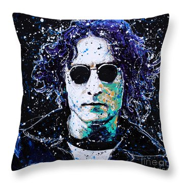 Lennon Throw Pillow