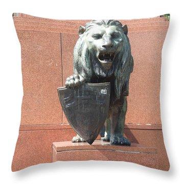 Leon Throw Pillow