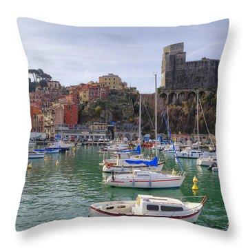 Levante Throw Pillows