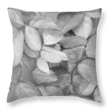 Throw Pillow featuring the photograph Let It Be by Heidi Smith
