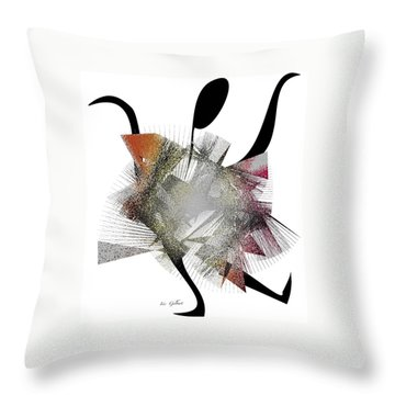 Lets Celebrate Throw Pillow