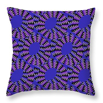 Let's Spin Throw Pillow