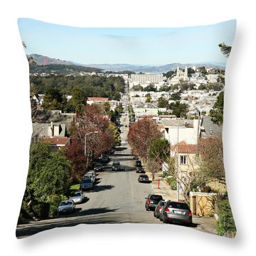 Throw Pillow featuring the photograph Let's Take It From The Top by Carol Lynn Coronios